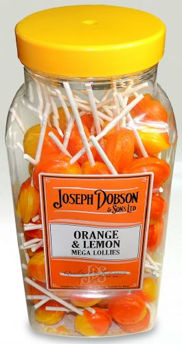 R21 DOBSONS ORANGE & LEMON LOLLY 1X90